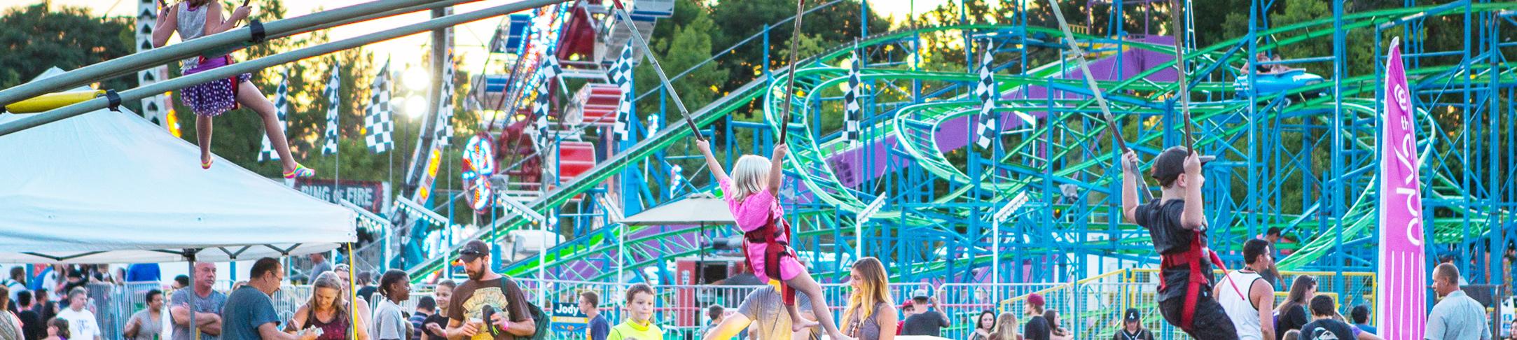 Jackson County Fair Rides