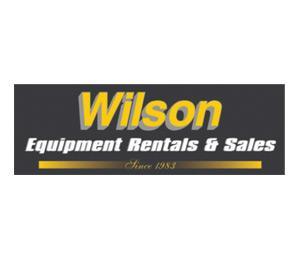 Wilson Equipment Rentals & Sales