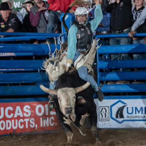 Challenge of the Champions Bull Riding