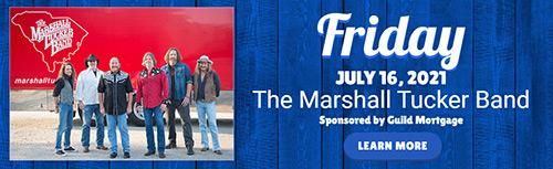 Friday Marshall Tucker Band